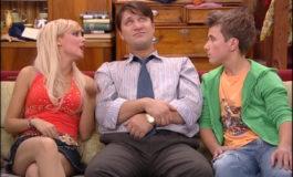 После свадьбы кулаками не машут – фото момента из 86 серии 1 сезона сериала Счастливы вместе
