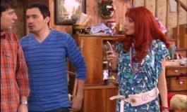 Байка про байкеров – фото момента из 30 серии 4 сезона сериала Счастливы вместе